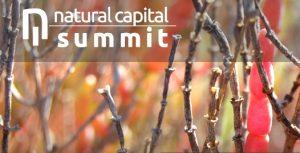 El Natural Capital Summit está a la vuelta de la esquina, aprovecha la promoción de inscripción temprana